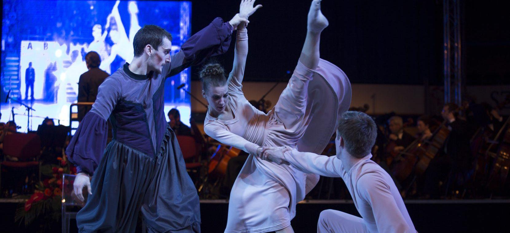 Resultado de imagen para Ballet Nacional de Hungría
